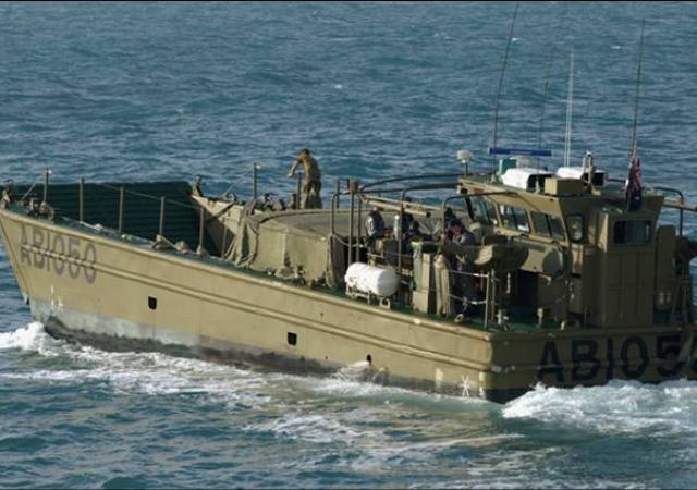 「Royal Australian Corps of Transport lcm-8」的圖片搜尋結果